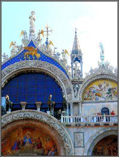 Basilica di San Marco, Venice Italy | Flickr - Photo Sharing!