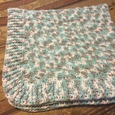 - front & back post border C2c, Baby Things, It Is Finished, Blanket, Crochet, Projects, Handmade, Log Projects, Blue Prints