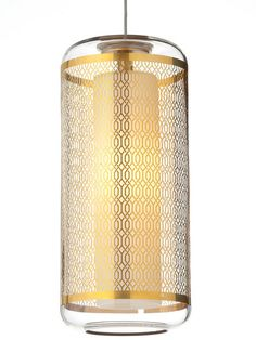 Buy the Tech Lighting Antique Bronze / Gold Lattice Shade Direct. Shop for the Tech Lighting Antique Bronze / Gold Lattice Shade Ecran Single Light Wide LED Mini Pendant with Printed Glass Shade and save. Mini Pendant Lights, Drum Pendant, Pendant Lighting, Light Pendant, Lighting System, Lighting Solutions, Lighting Ideas, Ceiling Light Design, Ceiling Lights