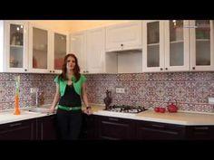 Дизайн интерьера кухни. Идеальное обустройство кухни. - YouTube