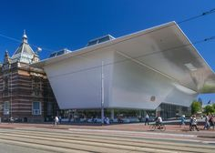Stedelijk Museum extension in Amsterdam by Benthem Crouwel Architects: could it be worse?