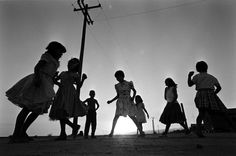 Children of migrant farm workers, San Joaquin Valley, Calif., 1959.  (Michael Rougier—Time & Life Pictures/Getty Images)