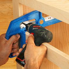 From The First Cut To The Final Knob, These Tools Make Building Cabinets  Easier,
