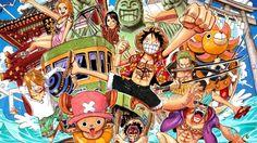 One Piece Straw Hat Pirates Nami Robin Sanji Chopper Luffy Usopp Franky Zoro 2560x1600