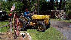 FORD 4110 TRACTOR ..Part 3 ***Test Drive***