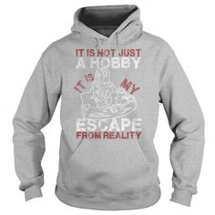 Cool LIMITED EDITION  KARTING ESCAPE REALITY FUNNY HOODIES  MENS PREMIUM HOODIE T shirts #tee #tshirt #named tshirt #hobbie tshirts #karting