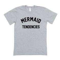 Mermaid Tendencies