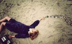 The artist. by olivia bee, via Flickr