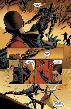 Preview: Batman: Arkham Knight - Genesis #2,   Batman: Arkham Knight - Genesis #2  Story: Peter J. Tomasi Art: Alisson Borges Covers: Stjepan Sejic Publisher: DC Comics Publication Date: ...,  #AlissonBorges #All-Comic #All-ComicPreviews #Batman:ArkhamKnight-Genesis #Comics #DCComics #PeterJ.Tomasi #previews #StjepanSejic