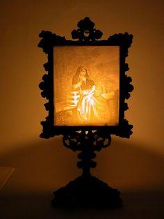 Light up a Lithophane, Reveal a Hidden 19th-Century Image | Allison Meier on Hyperallergic