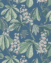 Chestnut Blossom 01 från Boråstapeter Display, Plants, Floor Space, Billboard, Plant, Planets