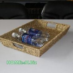 Home24h co,.ltd: Seagrass Rectangular Tray Home24h / Small Trays-Home24h.biz