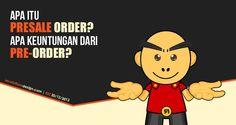 INFO #RDSGN Cara dan Ketentuan Presale Order | REVOLUTIONS DESIGN