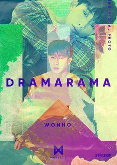 Wonho! #1IndividualPhoto #PieceOfProtocolTerminal #MonstaX