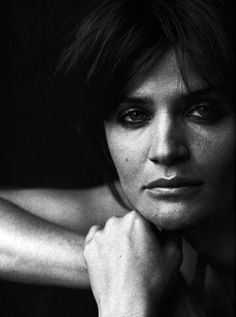Helena Christensen by Peter Lindbergh