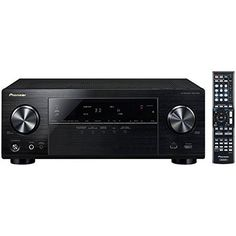 The #Pioneer VSX-1024 strikes a beautiful balance of elegant interface, video management, sound quality, and, perhaps above all, connectivity. Integration with P...