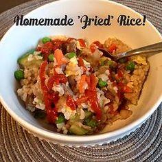 "effyoumomjeans | Husband & Kid Approved Steak ""Fried"" Rice!"