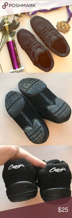 """47fd3f5d37e Dansneakers CAPEZIO """"hip-hop shoes"""" """"The specialized sole"""