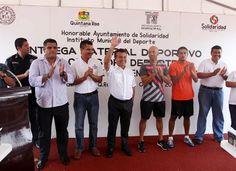 Periodismo sin Censura: Mauricio Góngora promueve el impulso al deporte