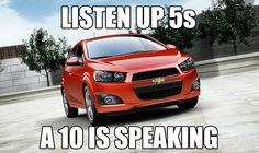 2013 Chevy Sonic LTZ and the Honda Fit Sport are two great options to consider if you are looking for a small compact car. Sonic Car, 2013 Honda Fit, Car Buyer, Mazda 6, Digital Trends, Car Brands, Small Cars, Automatic Transmission, Cars