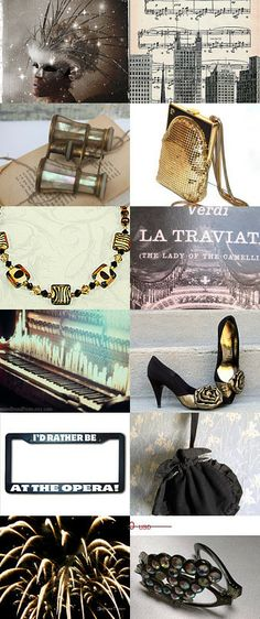 2014 New Year's Eve At The Opera by Marilyn on Etsy--Pinned with TreasuryPin.com