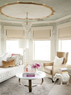 wong residence   alice lane home collection   feminine, strong, colors: pinks, browns