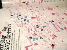 SATC NY MAP