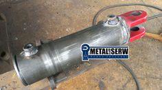 wymiana tulei cylindrycznej siłownika Fire Extinguisher, Metal, Metals