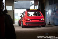 As part of our Scandinavian theme this month we had a good long look at all areas of interest and naturally went back to Rod's visit to the Elmia Car Show earlier in the year. He made no bones about hunting for feature cars and the indoor event didn't disappoint. One car that stood out …