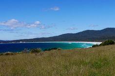 Auf dem Weg nach The Gardens - Bay of Fire - Tasmanien