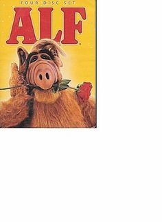 Alf-Season-Two-BRAND-NEW-FACTORY-SEALED-4-DISC-DVD-SET-FREE-S-amp-H-TRACK-CONT-US: