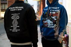 Forever 21 Drops a Nostalgia-Packed Lineup of Products for Holiday 2016 For its latest drop, Forever 21 has partnered with merch brands to stock everything from vintage rock 'n' roll, to metal, to '90s and early 2000s hip-hop gear. A bleached Too Short hoodie and a T-shirt featuring an airbrushed rendition of Cam'ron in his iconic pink fur coat set the tone of the collection but, the pop culture iconography doesn't stop at music — fonts and graphics featured across the other pieces reference…