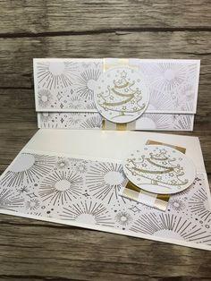 Etsy, Fantasy, Handmade Cards, Fir Tree, Greeting Card