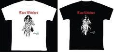 """Two Witches R$ 35,00 + frete Todas as cores Personalizamos e estampamos a sua ideia: imagem, frase ou logo preferido. Arte final. Telas sob encomenda. Estampas de/em camisas masculinas e femininas (e outros materiais). Fornecemos as camisas ou estampamos a sua própria. Envie a sua ideia ou escolha uma das """"nossas"""".... Blog: http://knupsilk.blogspot.com.br/ Pagina facebook: https://www.facebook.com/pages/KnupSilk-EstampariaSerigrafia/827832813899935?pnref=lhc https://twitter.com/KnupSilk"""