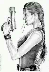 Angelina jolie /lara croft/ tomb raider