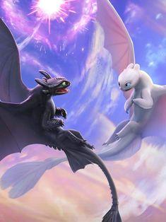 Dragons Le Film, Httyd Dragons, Cool Dragons, Dreamworks Dragons, Fairy Wallpaper, Cute Disney Wallpaper, Disney Drawings, Cute Drawings, Toothless Wallpaper