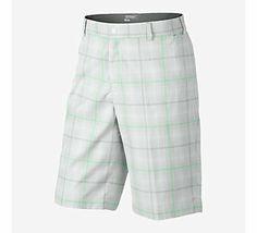 Men's Nike Tartan Short