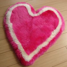 Heart Shaped Kids Rug from the Kids' Collection www.modernrugs.com