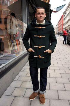toggle coat men