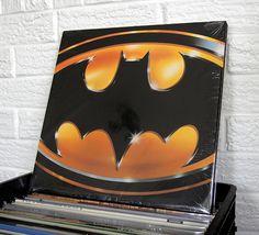 #PRINCE #Batman #soundtrack #vinyl #records #WildHoneyRecords