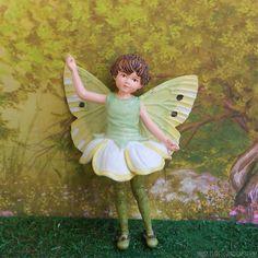 May Fairy Figurine – Enchanted Gardens