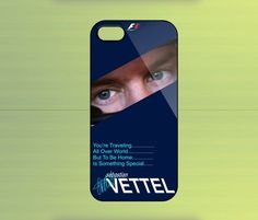 Sebastian Vettel for iPhone 4/4S iPhone 5 Galaxy S2/S3/S4 & Z10