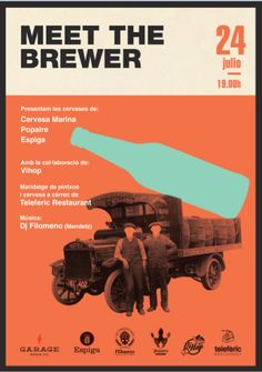 ¿Sin planes para mañana por la tarde en Barcelona y te mueres de calor? Garage Beer Co te propone un maridaje de cervezas artesanales bein fresquitas con unos deliciosos pintxos y todo amenizado con pop electrónico.