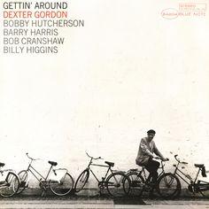"""Dexter Gordon """"Gettin' Around"""" (1965)"""