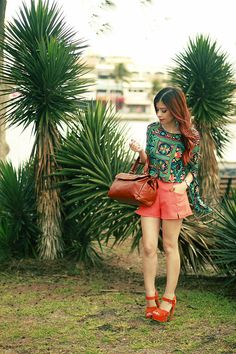 Leticia O. - The colors