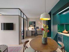 Kiev Apartment Interior Design by Designer Elena Fateeva