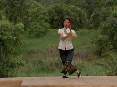 Gaiam Tai Chi - Tai Chi Fan Dance: Solo Forms - YouTube