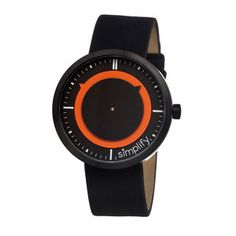 Simplify The 700 Unisex Black I, $75, now featured on Fab.