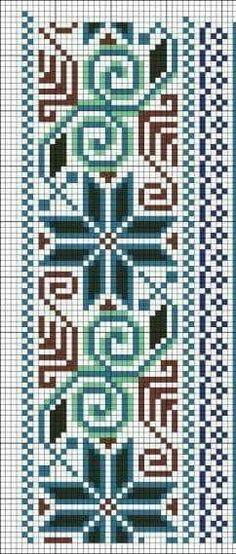 91c890219c24597c239d0fbb84faab4c (242x569, 179Kb) Cross Stitch Bookmarks, Mini Cross Stitch, Cross Stitch Borders, Cross Stitch Designs, Cross Stitching, Cross Stitch Embroidery, Cross Stitch Patterns, Palestinian Embroidery, Embroidery Patterns Free