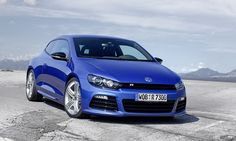 VW Scirocco R with 265HP 2.0 TSI